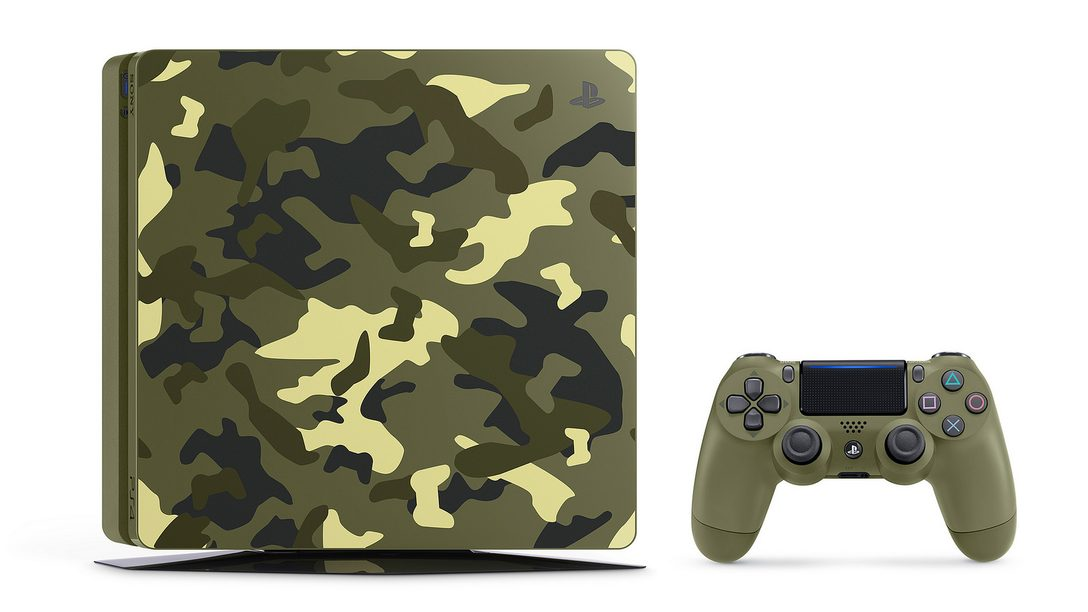 Introducing the Limited Edition Call of Duty: WWII PS4 Bundle