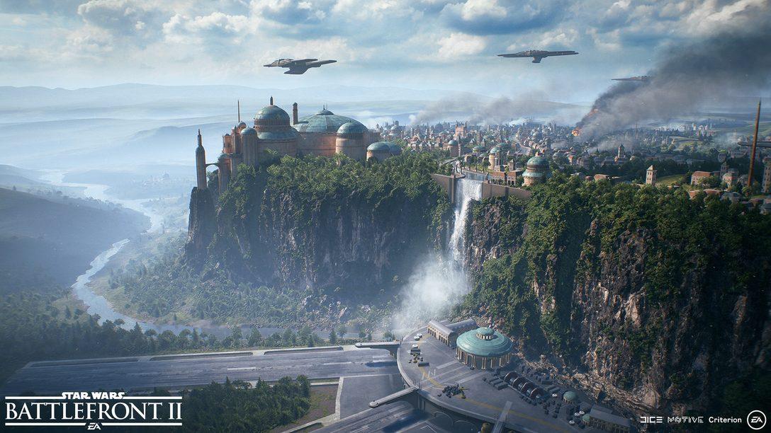 Introducing Arcade Mode in the Star Wars Battlefront II Beta
