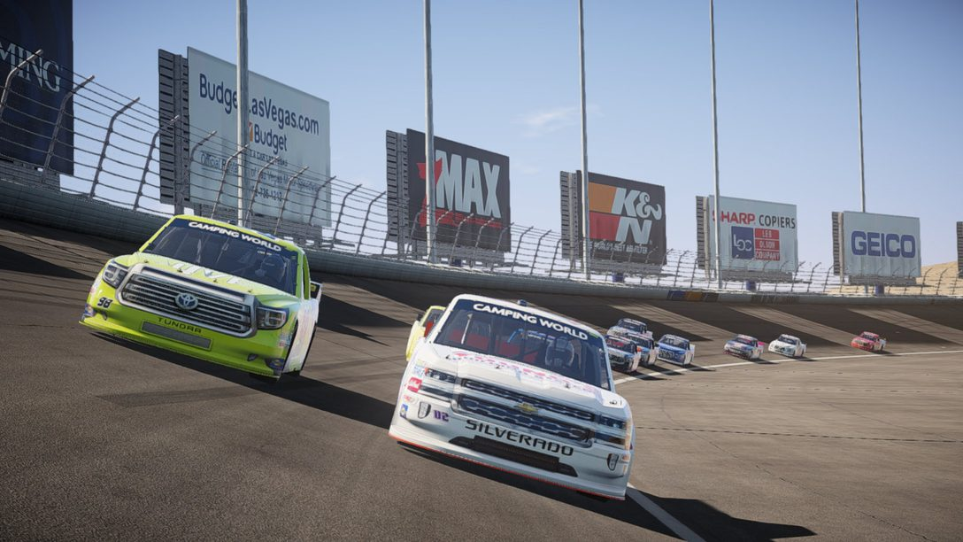 Buckle Up! NASCAR Heat 2 Launches September 12 on PS4