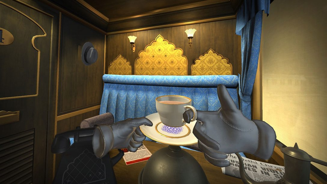 "VR Spy Game ""I Expect You To Die"" Gets Relaxing New Level"