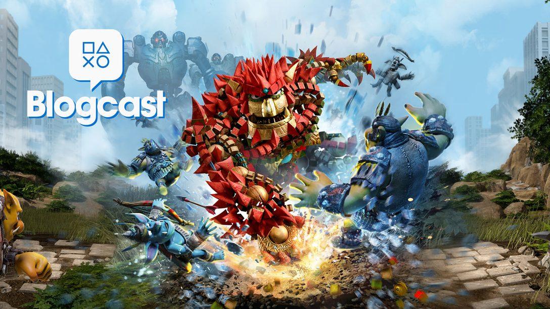 PlayStation Blogcast 262: Knack Attack