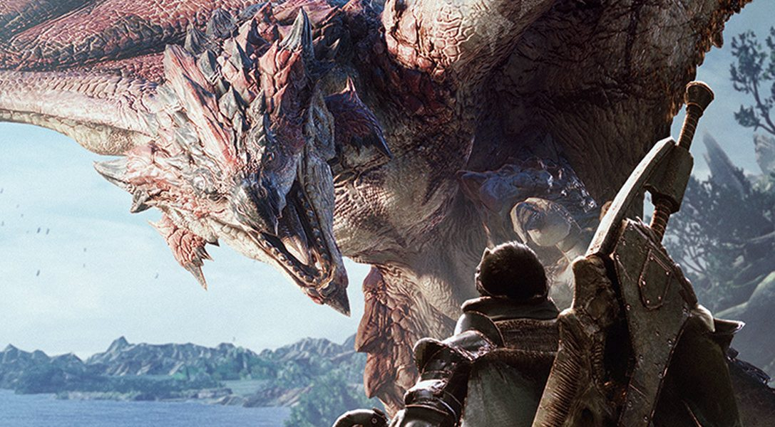 Get to know your base of operations in a new trailer for Monster Hunter: World, out 26th January 2018