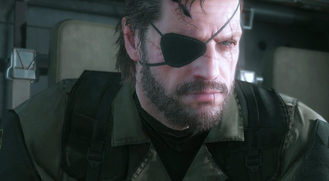Your PlayStation Plus games for October are Metal Gear Solid V and Amnesia: Collection