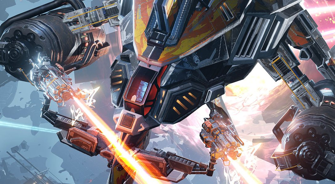 Space combat shooter EVE: Valkyrie – Warzone launches today on PS4