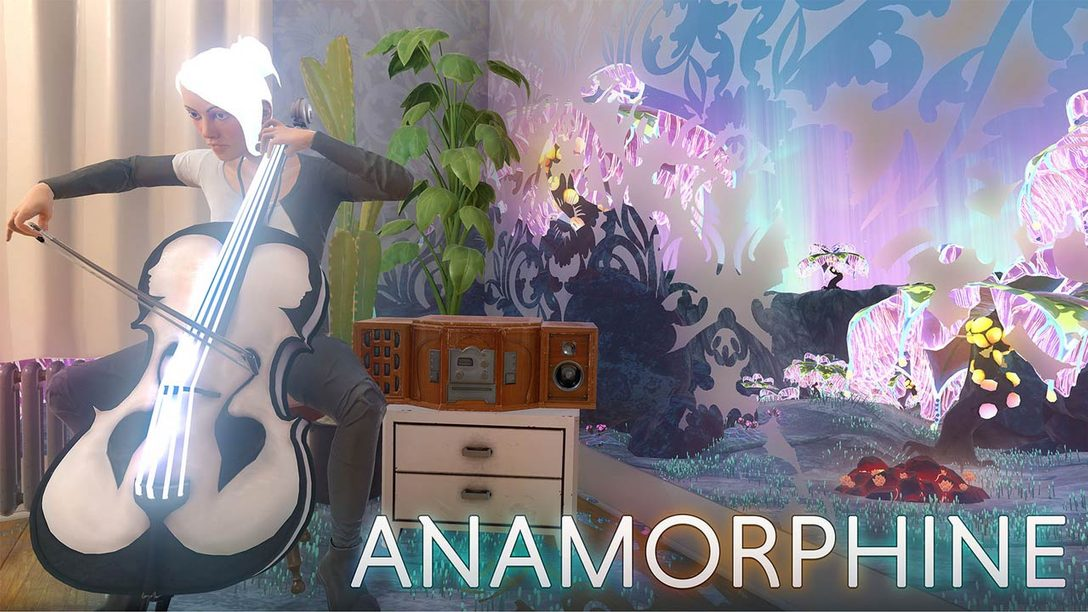 Anamorphine is an Introspective Journey Coming to PS4 and PS VR This Year