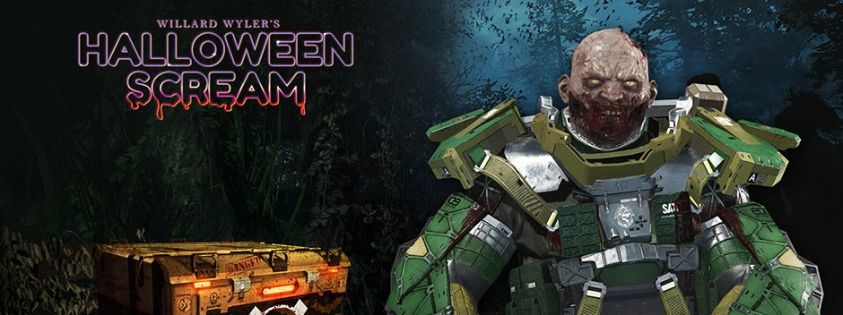 Call of Duty: Infinite Warfare's horror-filled Halloween Scream event begins today