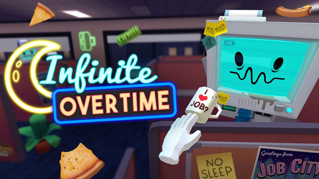Job Simulator: Infinite Overtime Free Update Out Today