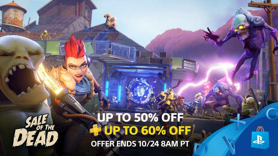 Sale of the Dead Week 1: Up to 50% Off Devilishly Good Games