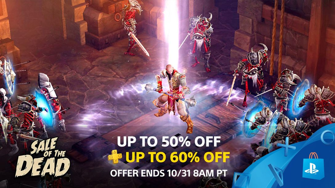 Sale of the Dead: Week 2 Adds More Games, Up to 50% Off