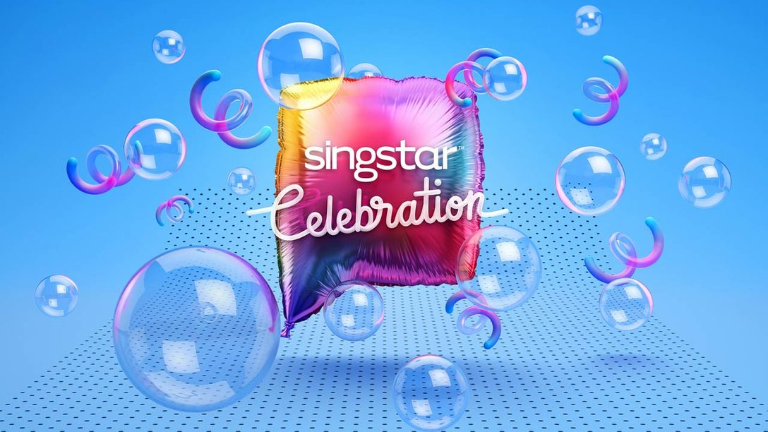SingStar Celebration Out October 24 on PS4, Track List Announced