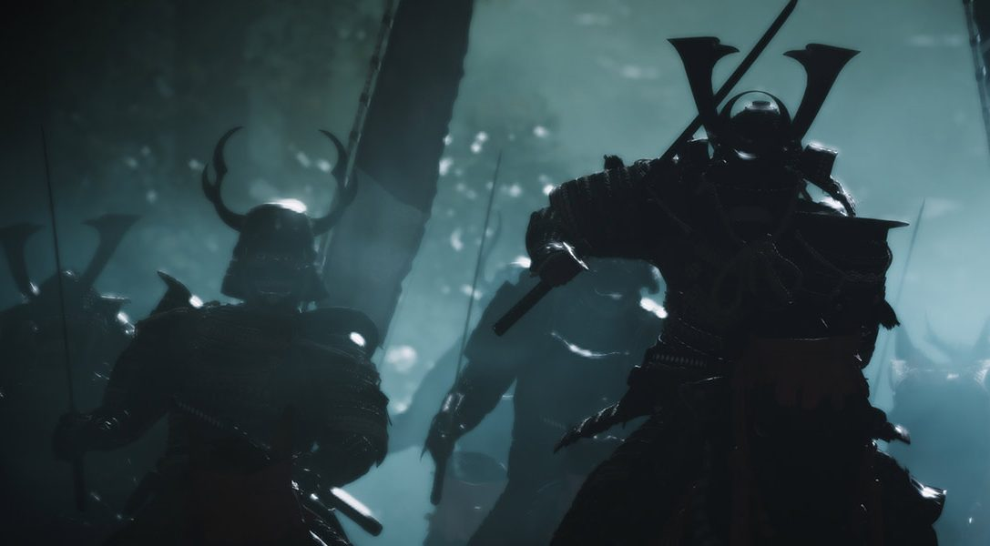 Sucker Punch's stunning new PS4 game revealed: open-world samurai epic Ghost of Tsushima