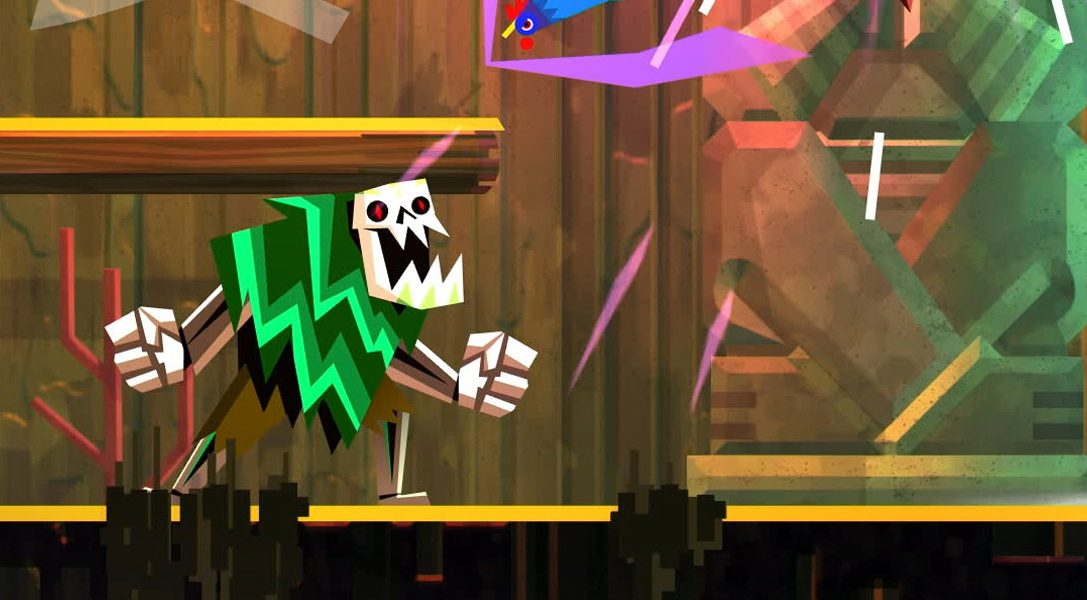 Everyone's favourite luchador returns in Guacamelee! 2, coming soon to PS4
