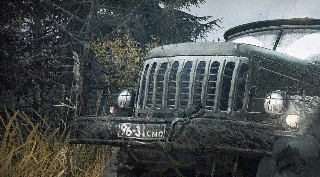 From reading the terrain to fuel conservation – 8 tips for tackling PS4 off-road sim Spintires: Mudrunner, out next week