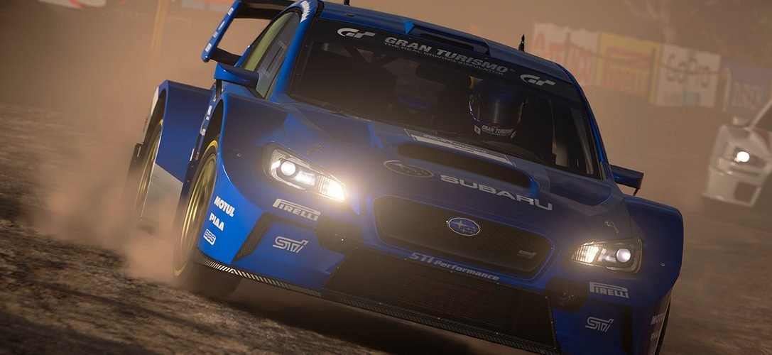 Gran Turismo Sport PS VR bundle launches today