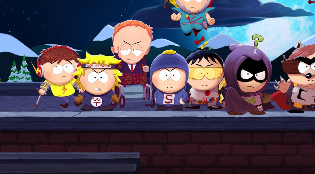 South Park: The Fractured But Whole is out today, complete with a re-tooled combat system