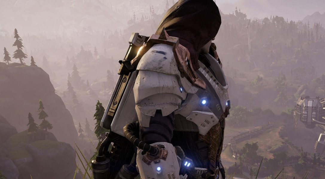 How the creators of Risen went open world 'science-fantasy' with Elex, out tomorrow on PS4