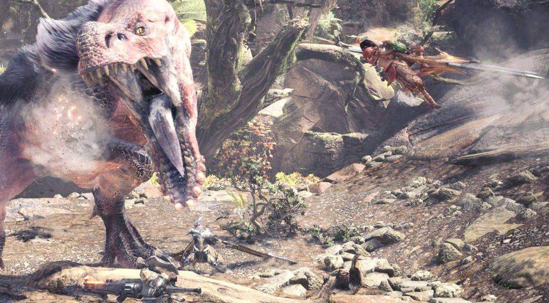 Monster Hunter: World – Horizon Zero Dawn collaboration detailed in new trailer