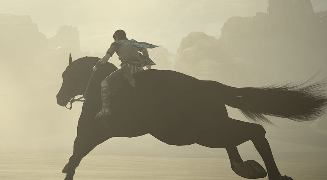 Shadow of the Colossus releases 7th February 2018 – stunning new footage debuts at Paris Games Week