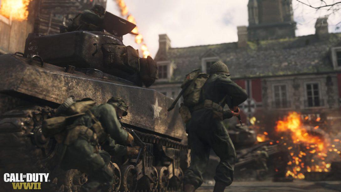 Call of Duty WWII: War Mode Deep Dive