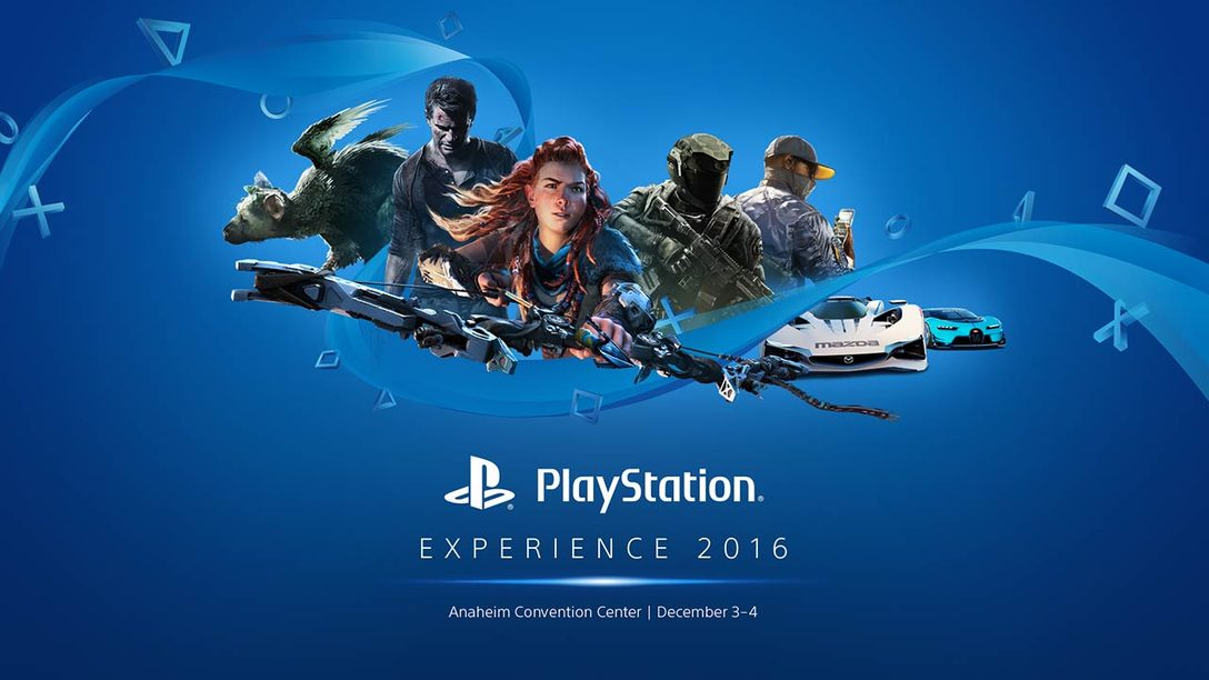 PlayStation Experience 2016: The Complete Guide