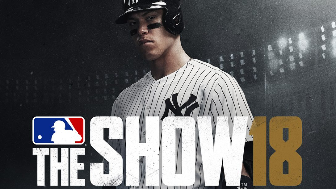 Say Hello to Your MLB The Show 18 Cover Athlete: Aaron Judge