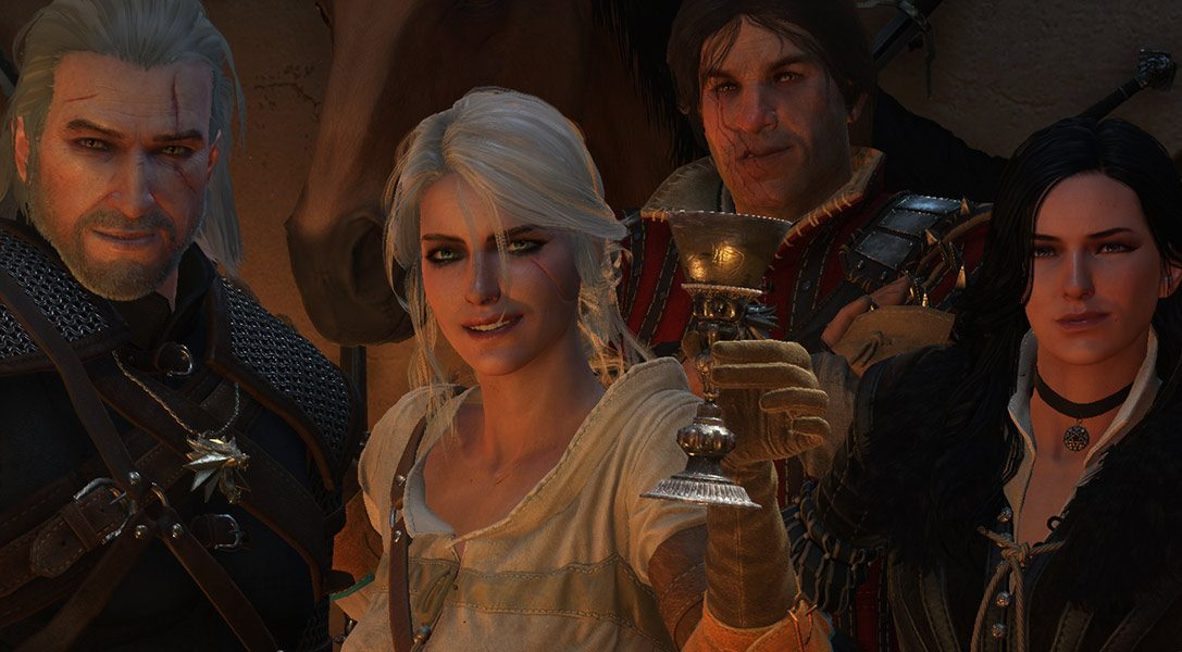 The Witcher 3's Adam Badowski picks his favourite PlayStation 4 games for time-starved parents