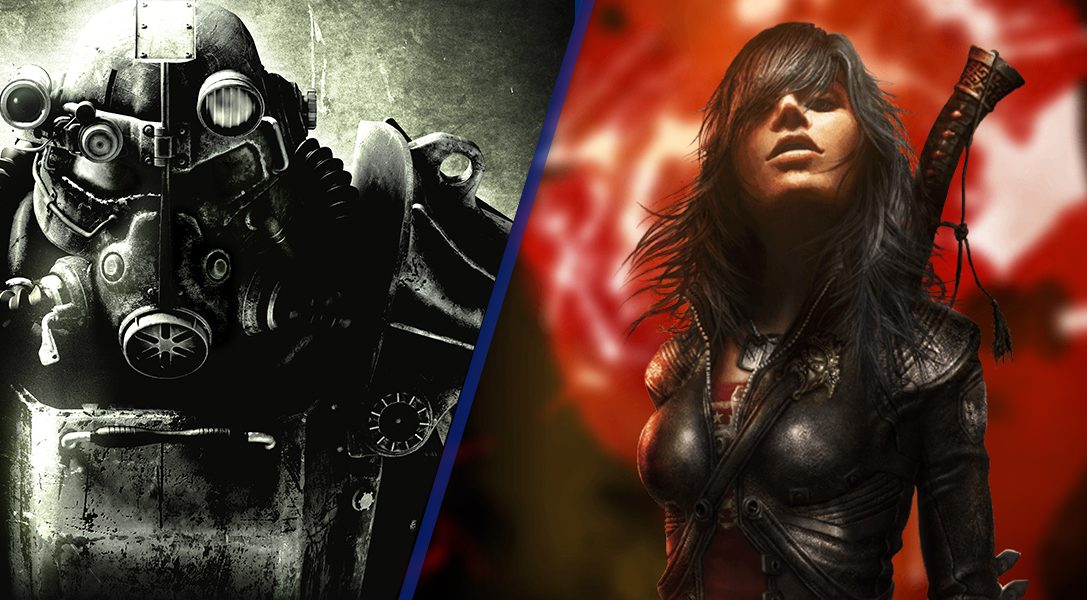 9 new games join the PlayStation Now library today, including Fallout 3