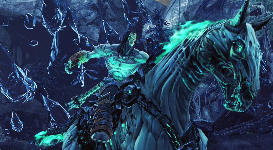 Darksiders II: Deathinitive Edition headlines December's PlayStation Plus line-up