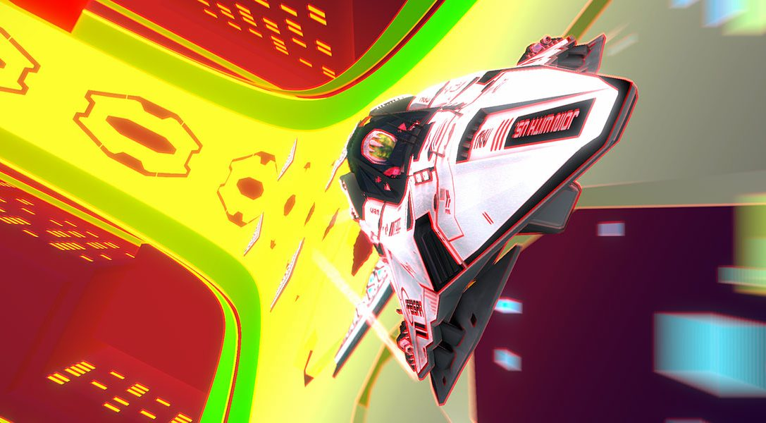 Announcing the winner of the WipEout Omega Collection music track remix competition