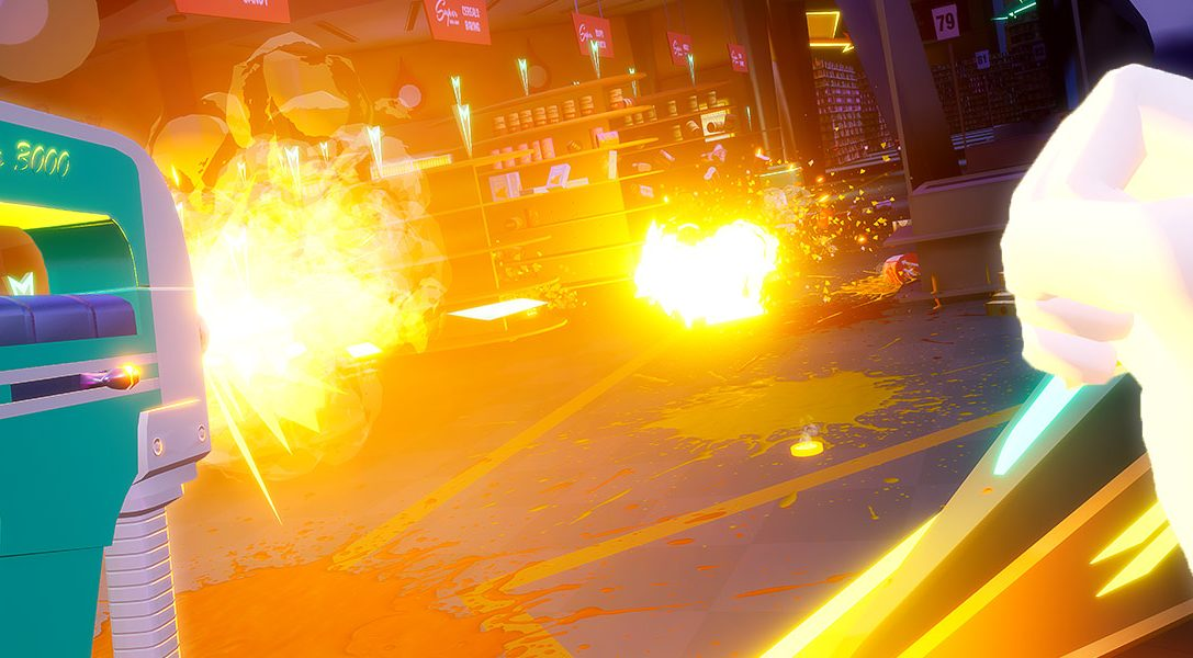 7 things you should know about outrageous PS VR blaster Shooty Fruity, out 19th December