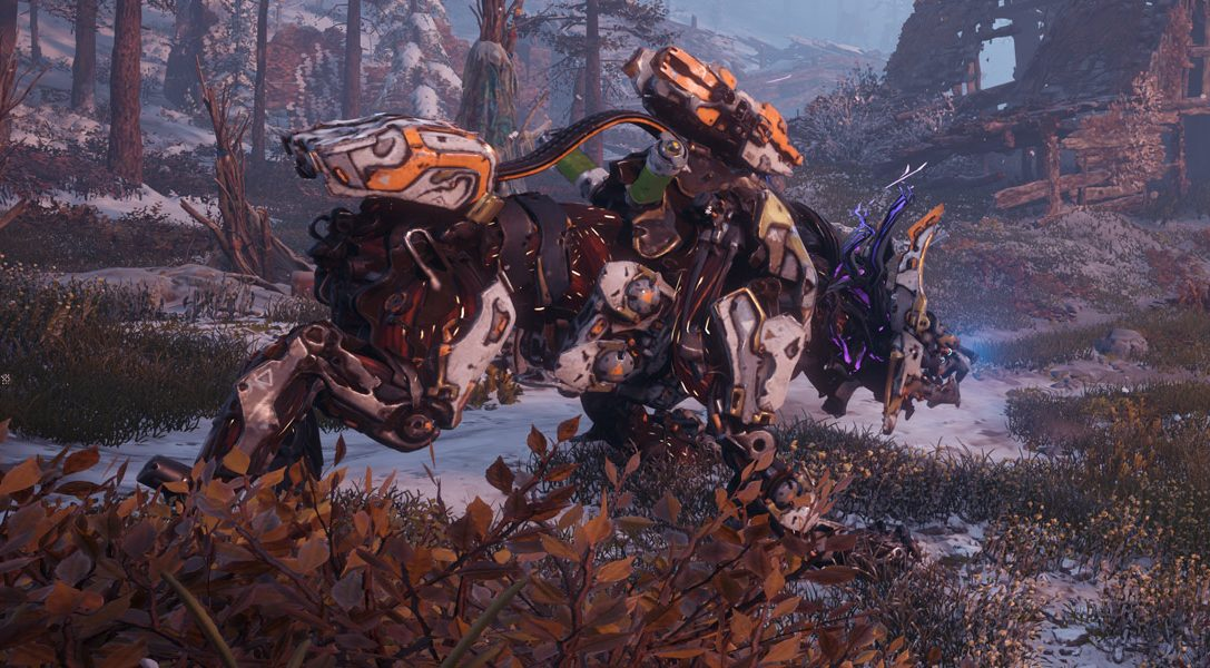 5 things you need to know before starting Horizon Zero Dawn: The Frozen Wilds, out tomorrow