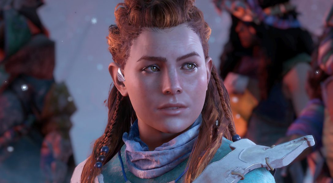 New Horizon Zero Dawn: The Frozen Wilds video shows how Guerrilla created the Banuk tribe