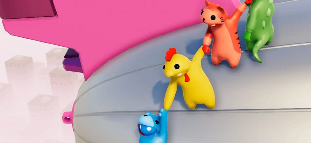 Hilarious multiplayer brawler Gang Beasts gets a confirmed PS4 release date