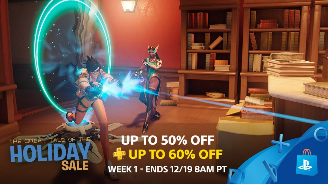 PS Store's Holiday Sale: 5 Weeks of Savings