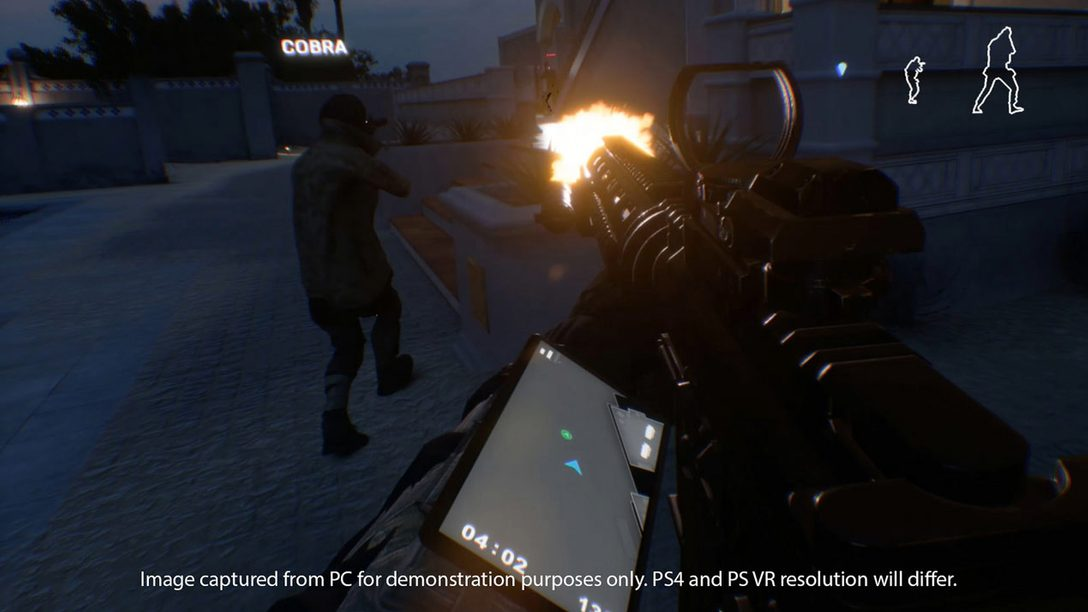 Firewall Zero Hour Brings Team-Based Tactical Multiplayer FPS to PS VR