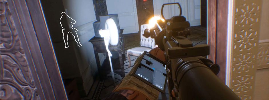 Strategic squad-based shooter Firewall Zero Hour announced for PS VR