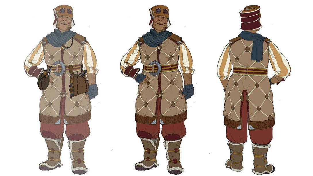 Creating a Character: Guerrilla Explains How Gildun Was Made