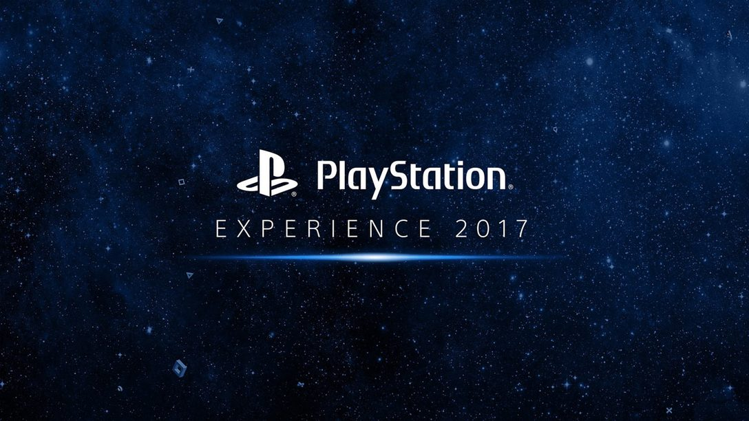 PlayStation Experience 2017: Everything You Need To Know