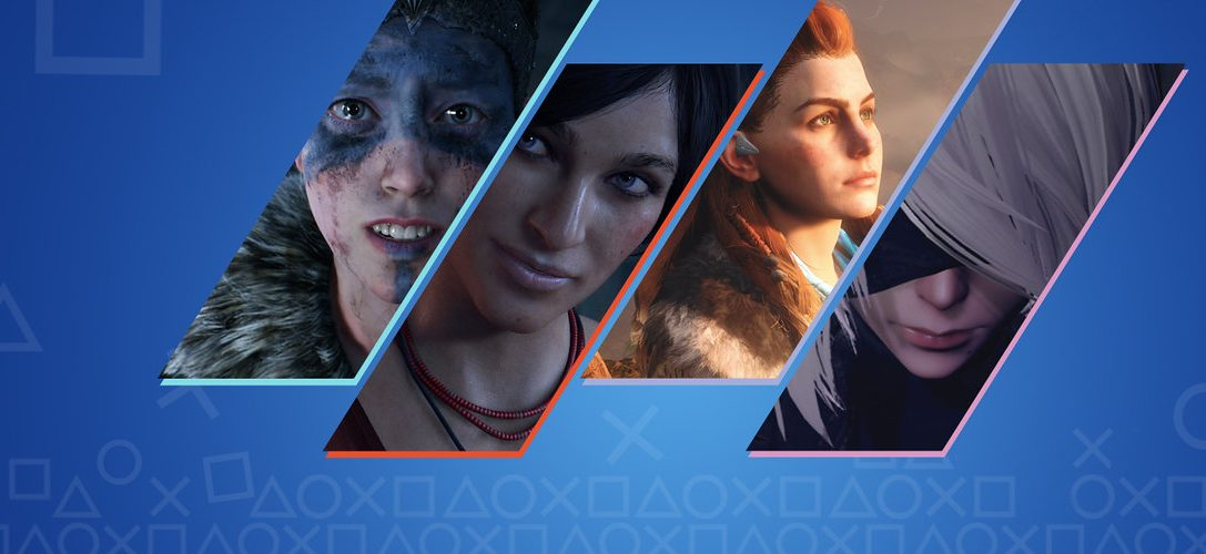 PlayStation game creators pick their standout characters of 2017