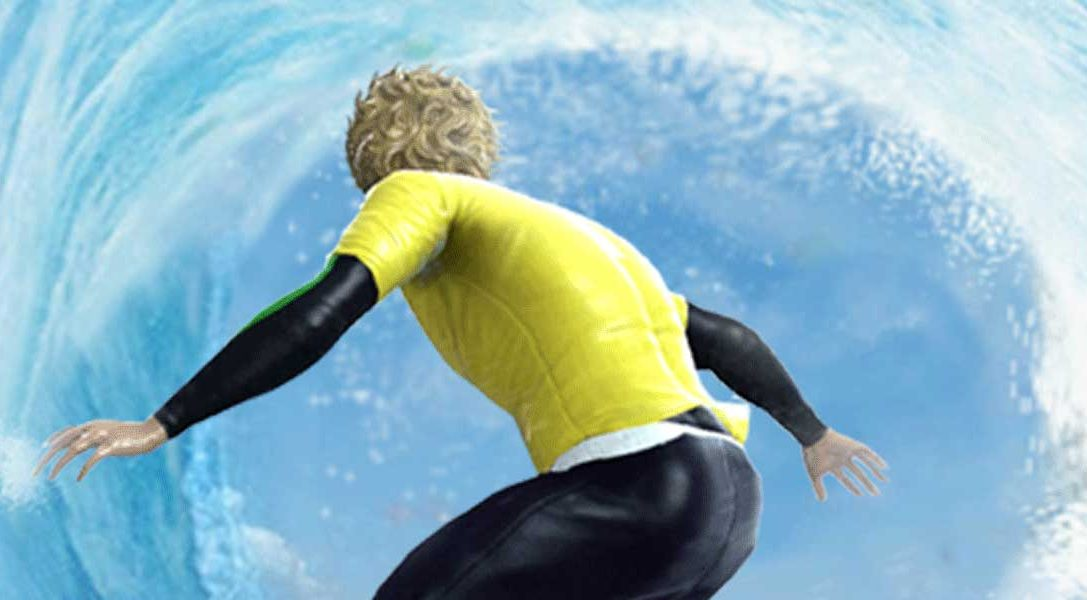 Extreme sports game The Surfer promises to bring realistic surfing to PS3 this week