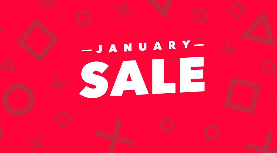 500+ games discounted in PlayStation Store's massive January Sale