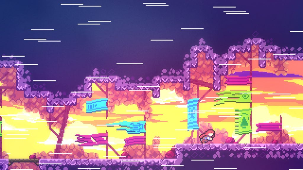 Celeste Launches on PS4 January 25