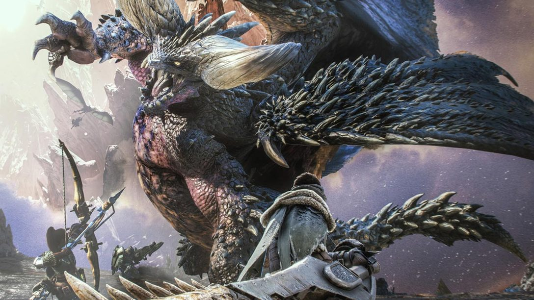 Five Things To Do in Monster Hunter: World That You Couldn't Do in the Beta