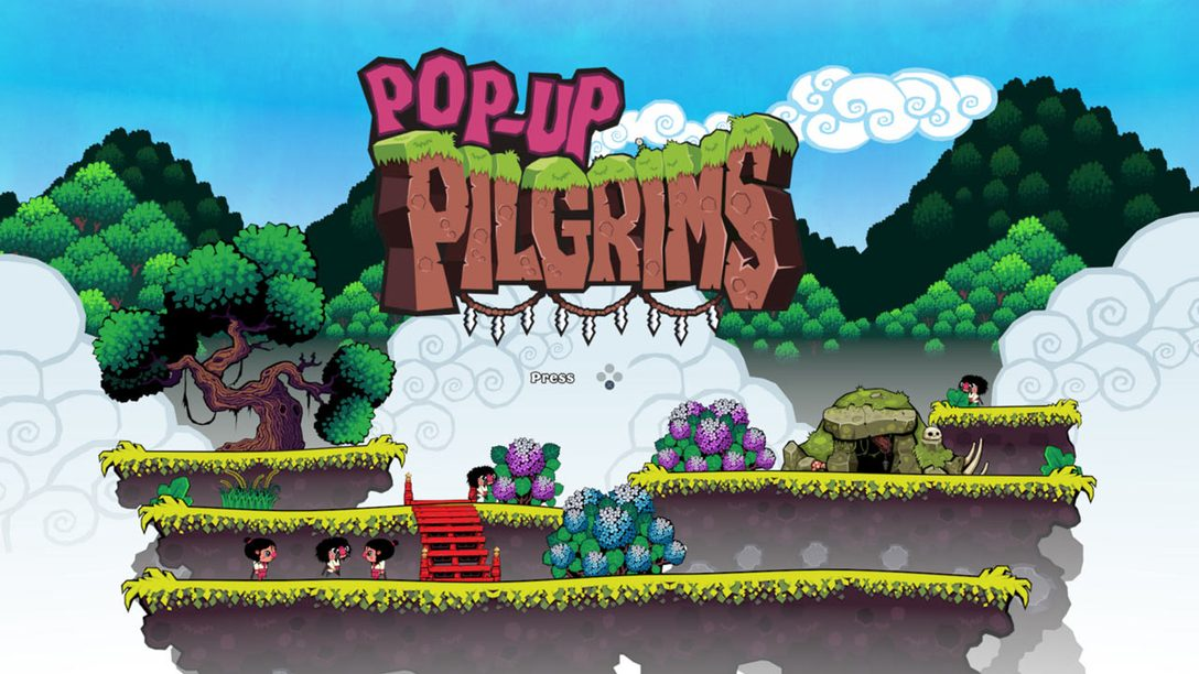 Pop-Up Pilgrims Floats to PlayStation VR February 13