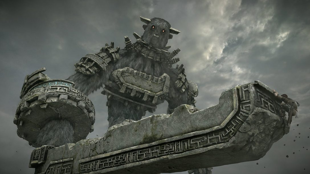 Shadow of the Colossus: Help Us Decide Which Wallpapers to Make