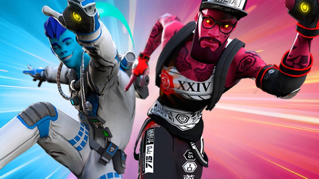 Interdimensional Parkour Racer Sprint Vector Dashes to PS VR Next Month