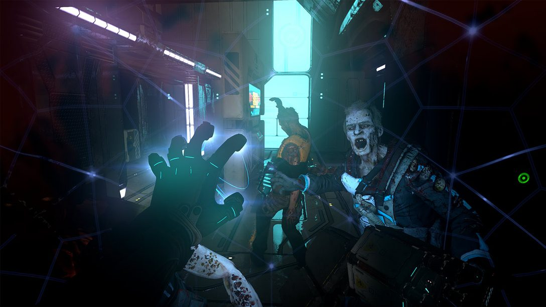 Horror Roguelike The Persistence Lands on PS VR July 24