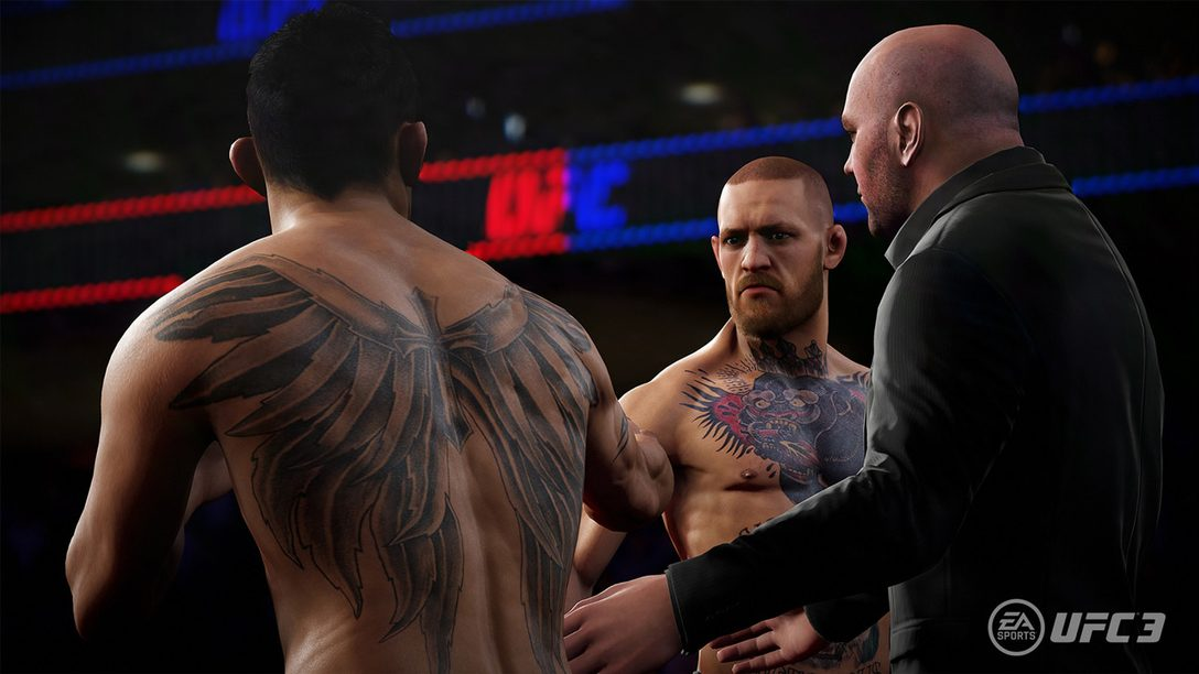 How EA Sports UFC 3 Ups its Game In and Out of the Octagon