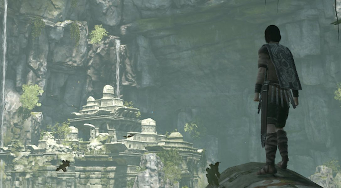 How PS4's Shadow of the Colossus changes the original for the better