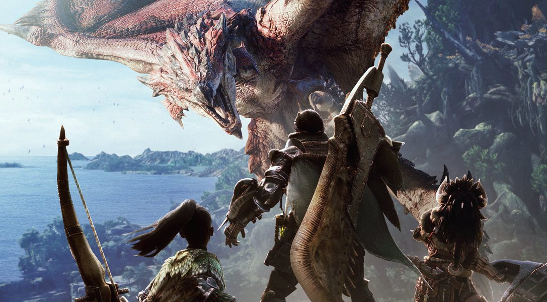 5 things to look forward to in Monster Hunter: World that you couldn't do in the beta
